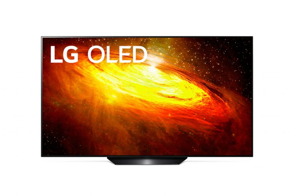 LG BX OLED - 5 Best 4k TVs For Watching Movies
