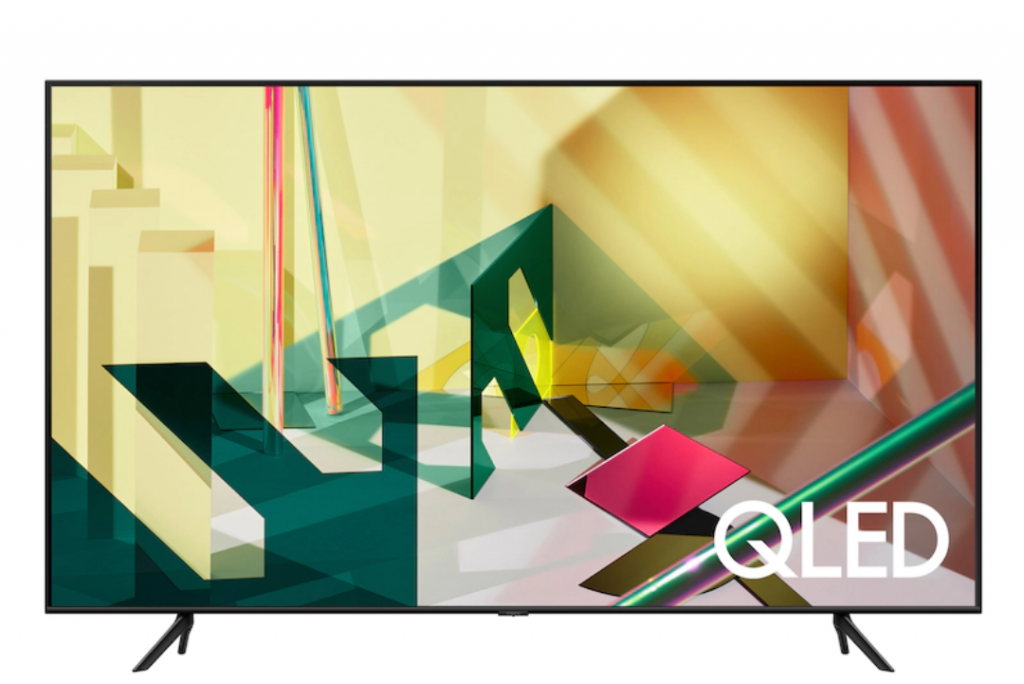 Samsung Q70T QLED - screen critique