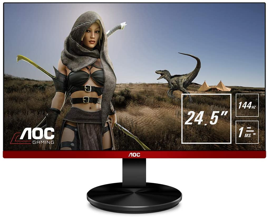 AOC G2590FX - best 1080p 144z monitor for ps5